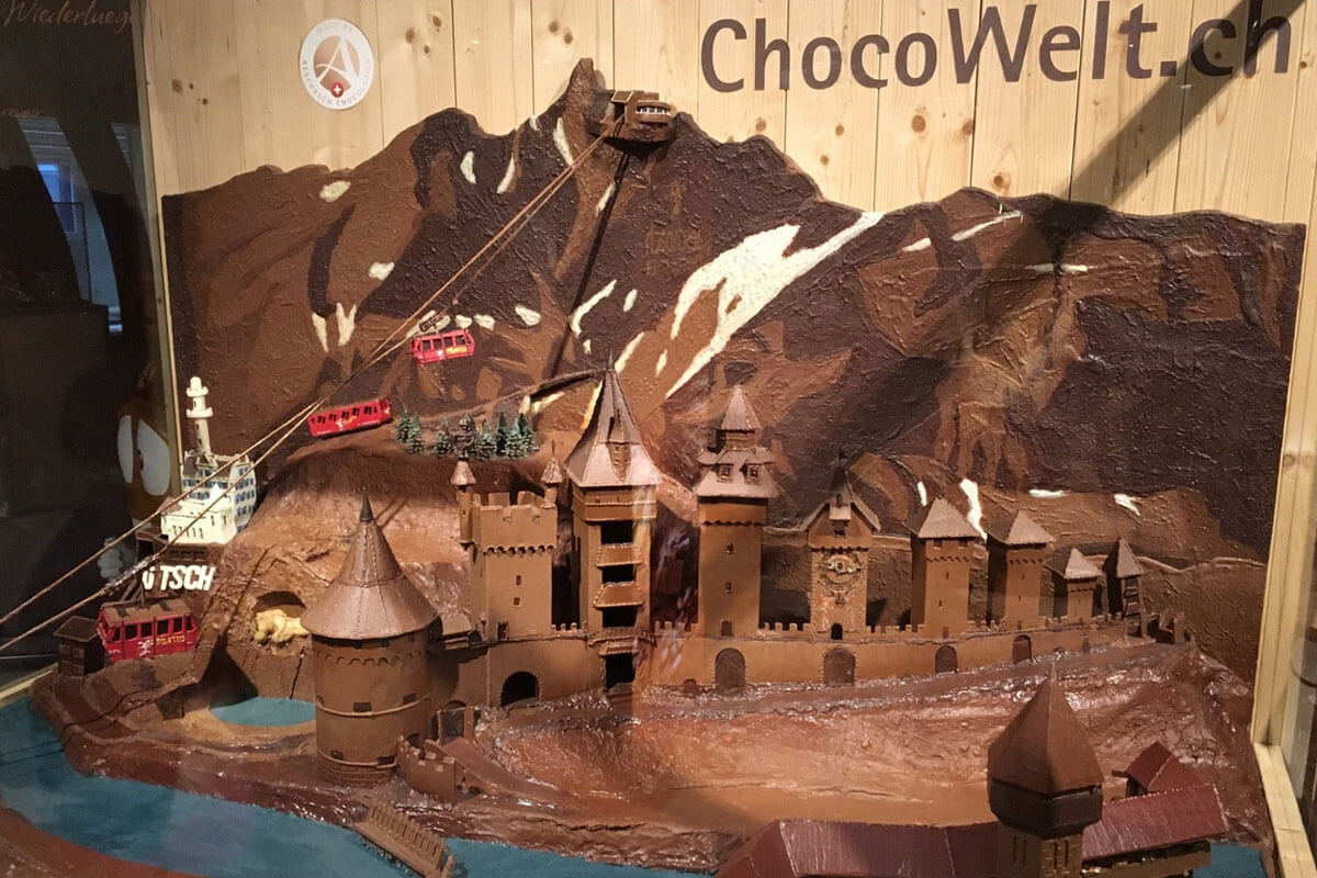 ChocoWelt by Aeschbacher Chocolatier