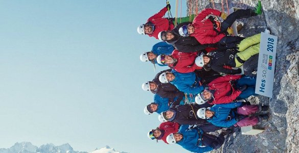 Hes-so Valais epic class picture