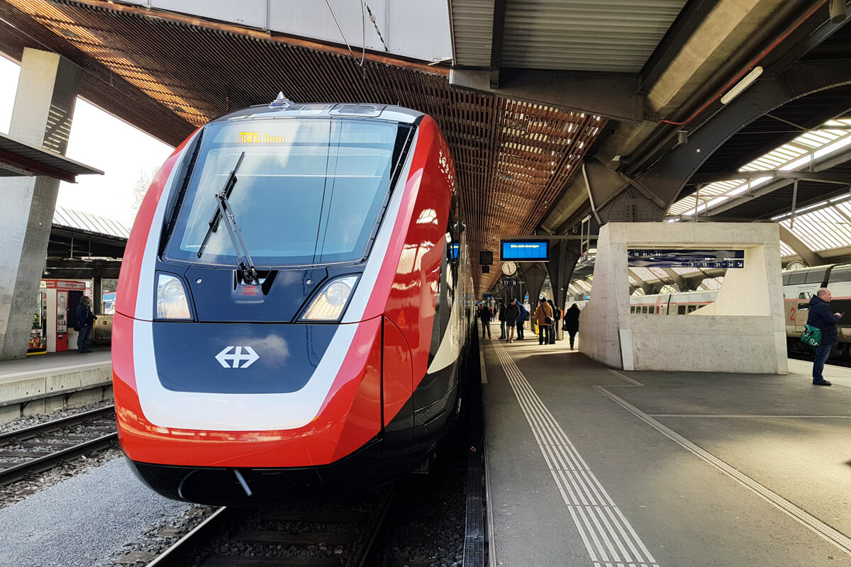 New SBB Train FV-Dosto