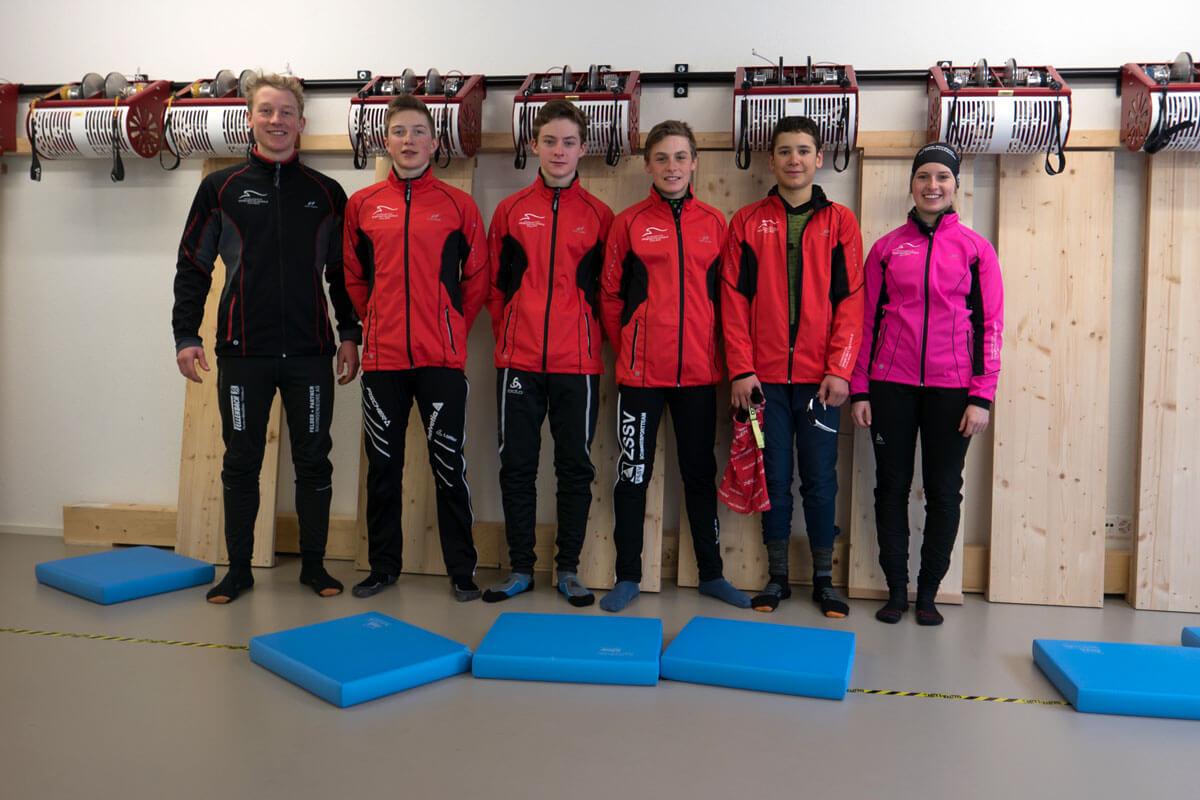 Schweizersiche Sportmittelschule Engelberg
