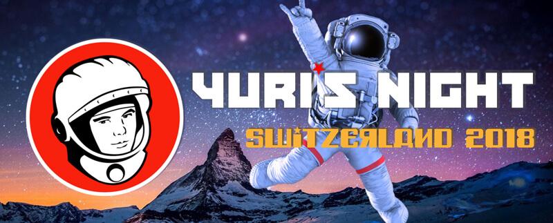 YURIS Night Switzerland