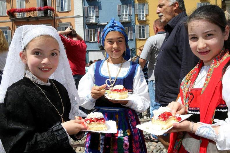 Strawberry Festival Locarno