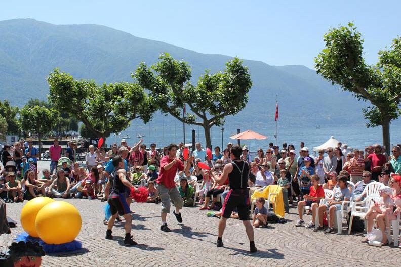 Street Performer Festival Ascona