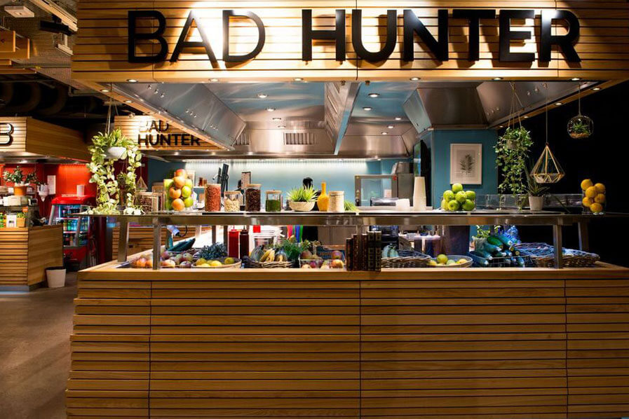 BAD HUNTER Zurich