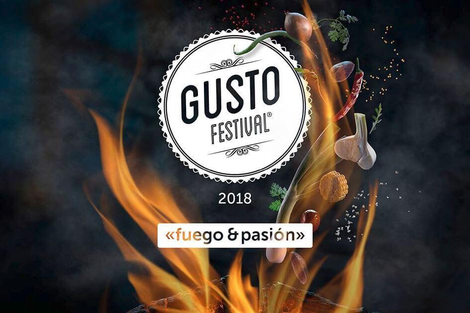 "Gusto Festival ""Fuego & Pasion"" 2018"