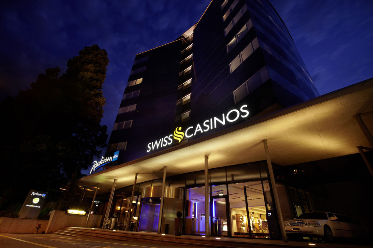 Radisson Blu Hotel and Casino St. Gallen