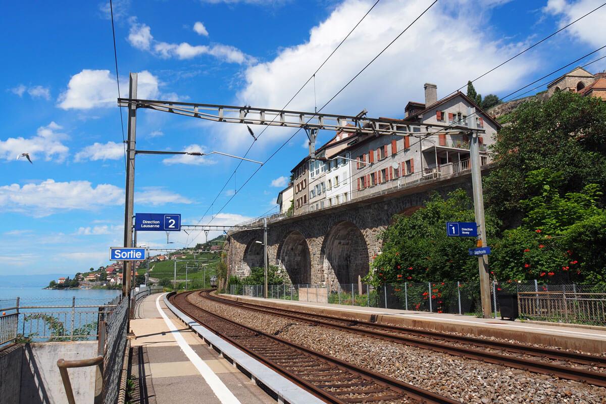 Saint-Saphorin in Lavaux, Switzerland