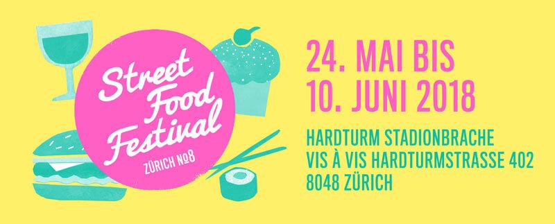 Street Food Festival Zurich 2018