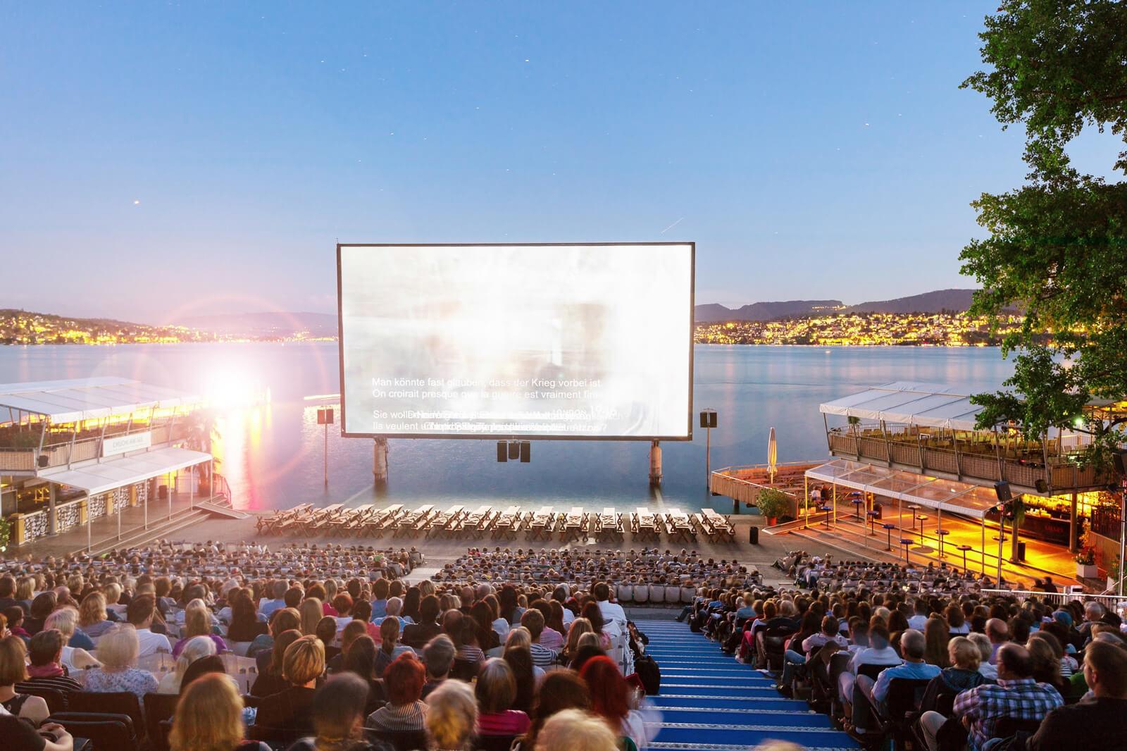 Allianz Outdoor Theater Zurich