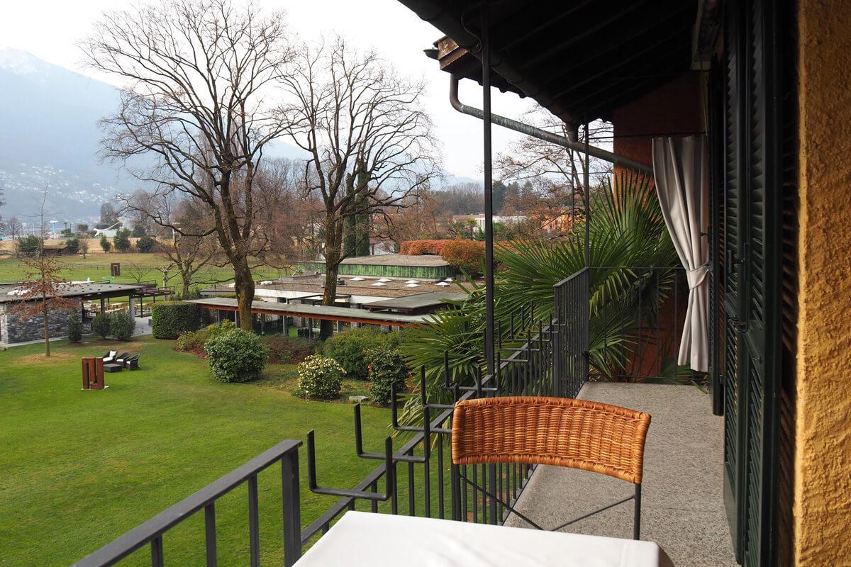 Hotel Castello del Solein Ascona, Switzerland