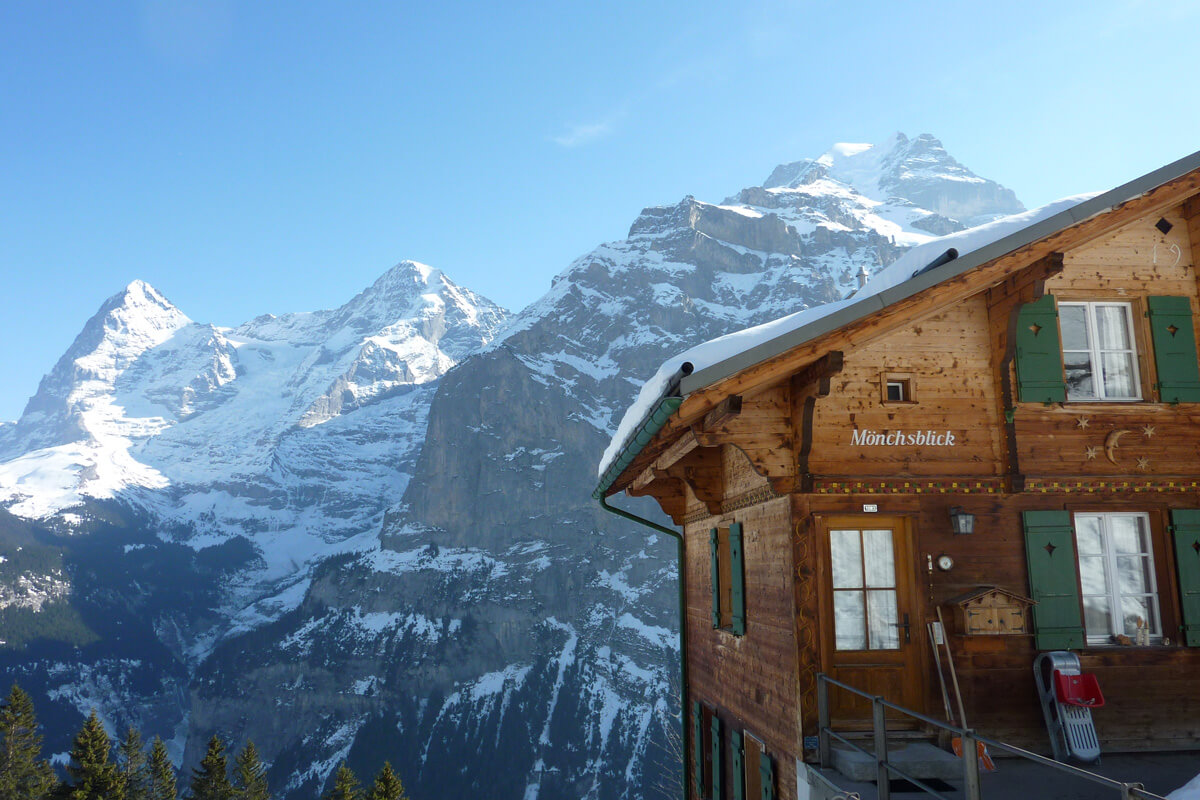 Mürren Switzerland