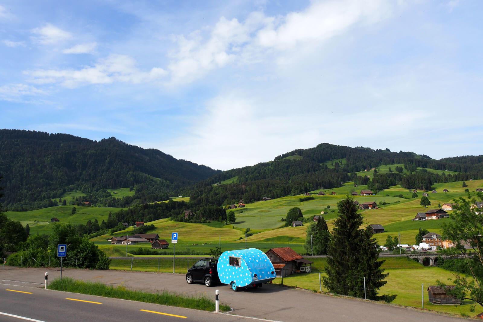 Mt. Säntis at Schwägalp - Mit Stil zum Ziel