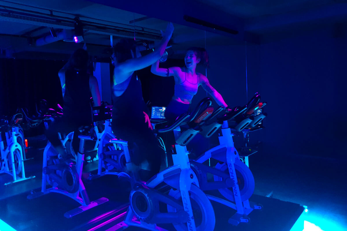 Velocity Zurich Spinning Studio