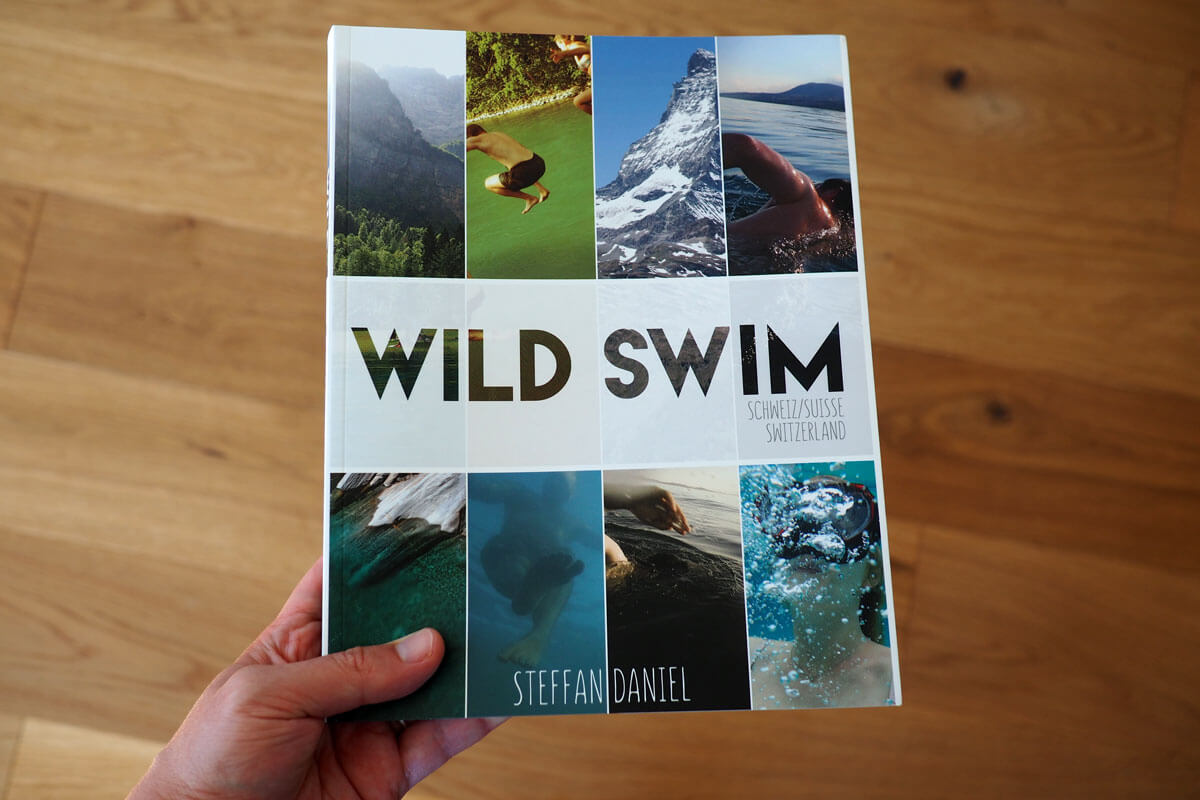 Wild Swim Switzerland Book