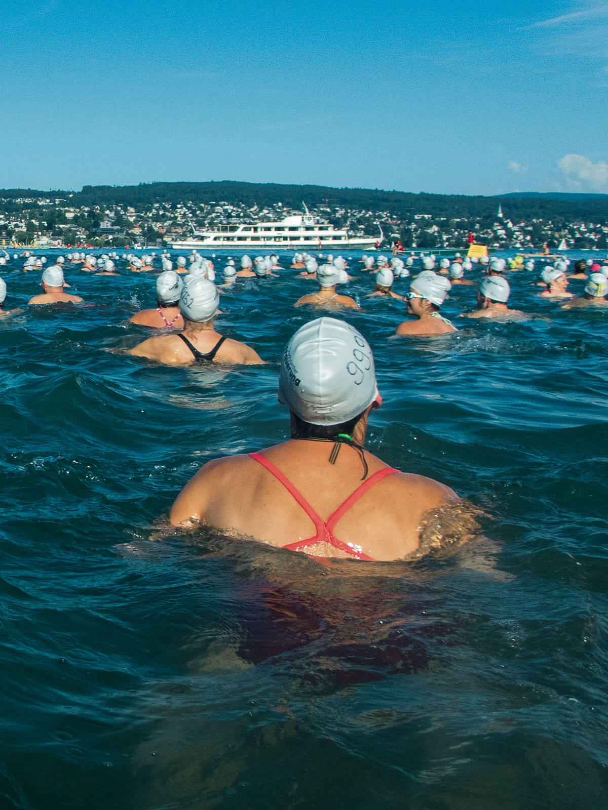 Wild Swim Switzerland - Lake Zurich