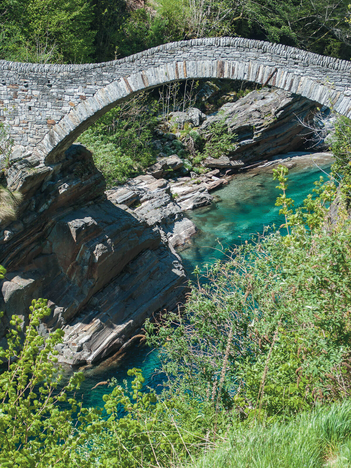 Wild Swim Switzerland - Verzasca River
