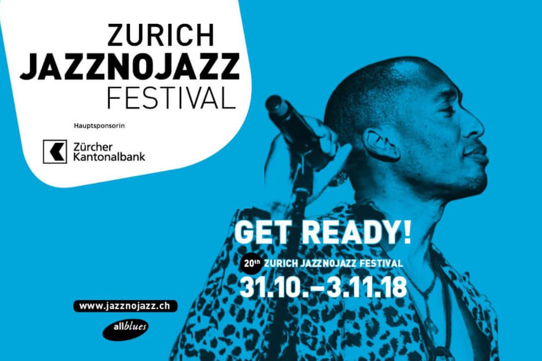 jazznojazz festival zurich 2018