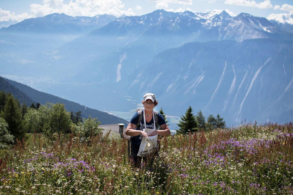 Crans-Montana Summer - Herbs
