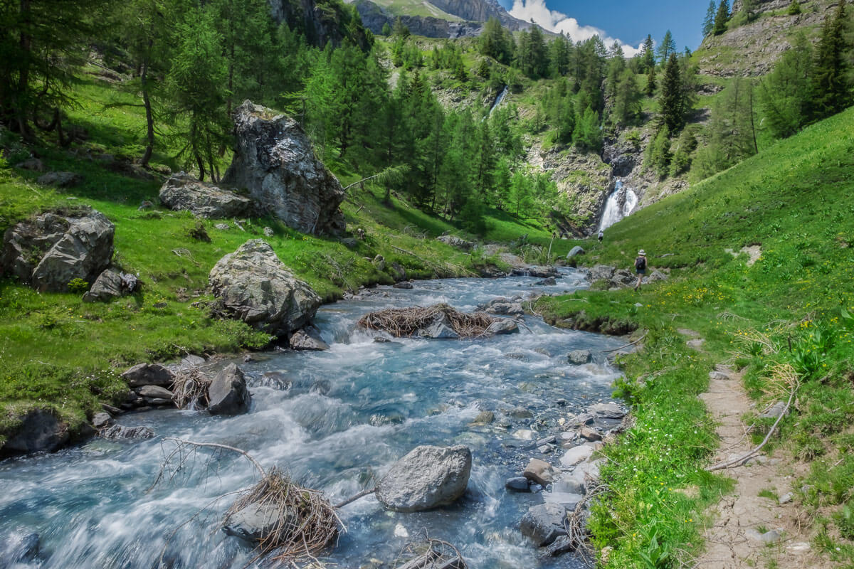 Crans-Montana Summer - Hiking