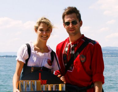 Mr and Mrs Switzerland - Interesting Stats about the Swiss