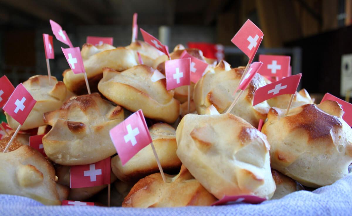 Schlattgut Farmers Brunch - Swiss National Day