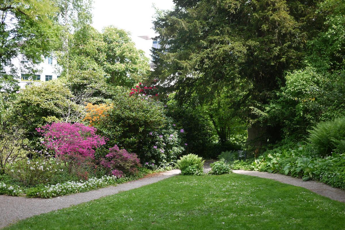 Alter Botanischer Garten in Zürich