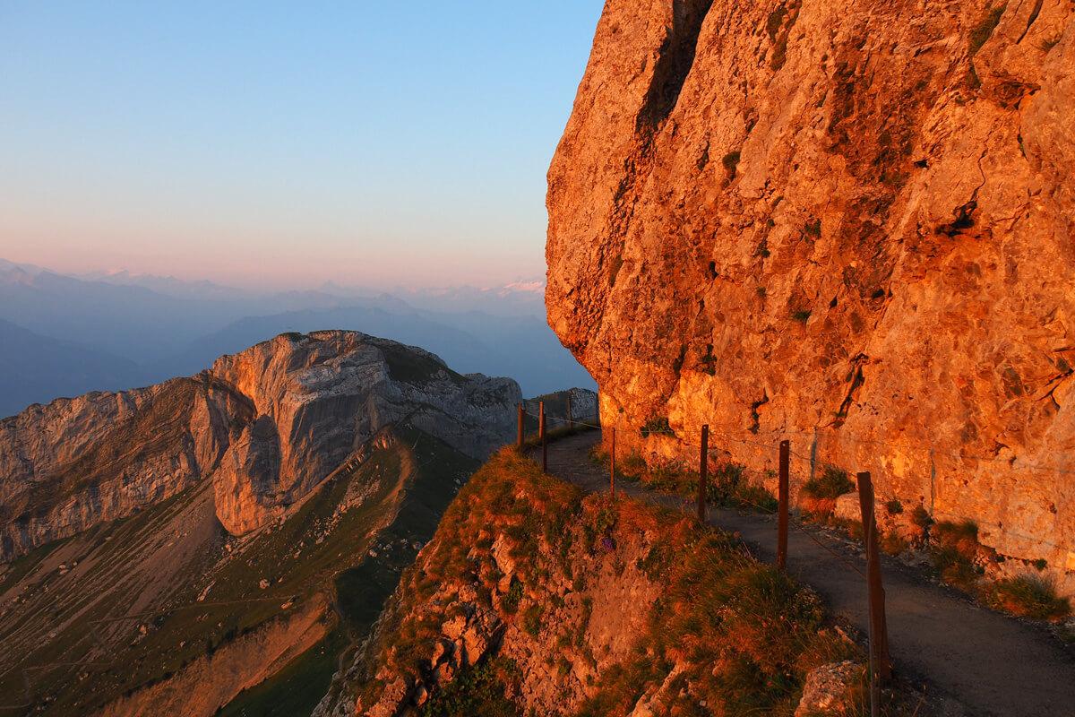 Mount Pilatus - Majestic Sunrise