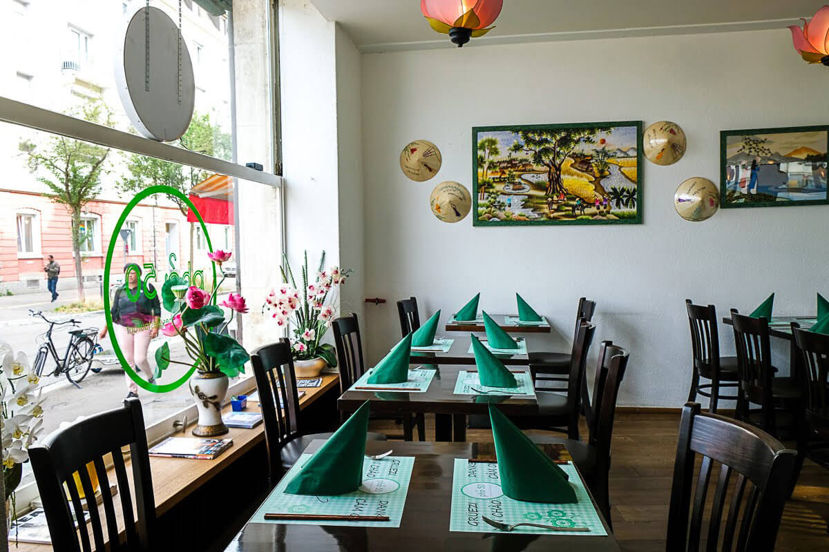 Pho 50 Vietnamese Restaurant in Zürich