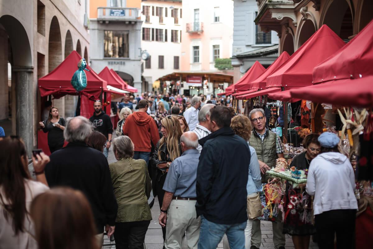 Festa d'Autunno Lugano