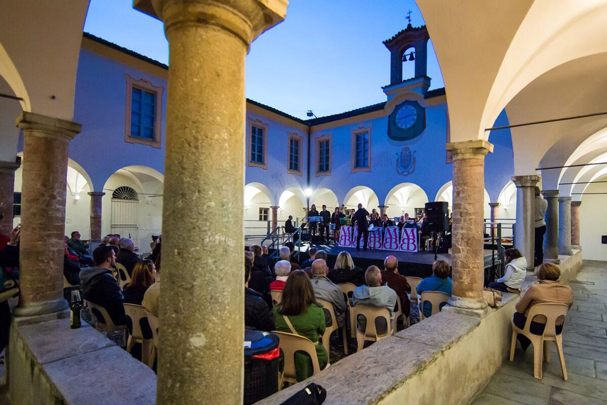 Sagra del Borgo in Mendrisio