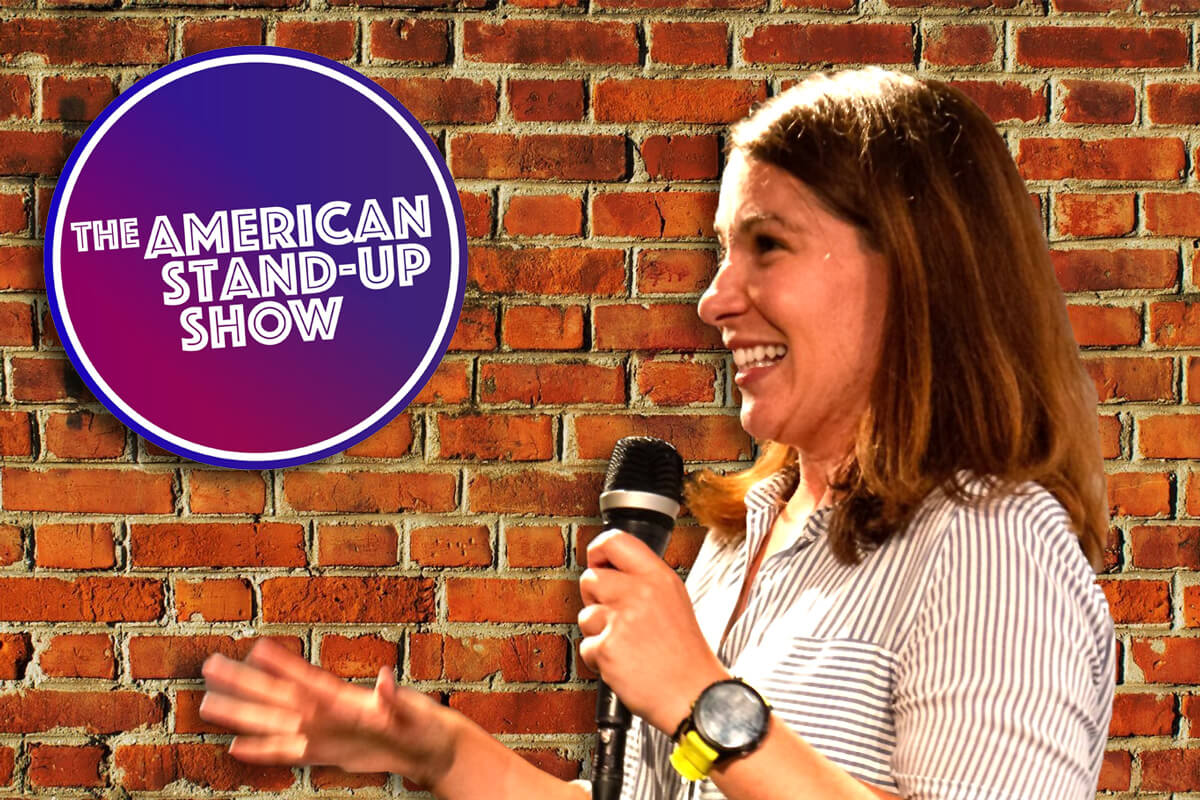The American Standup Show feat. Vanessa Lepine