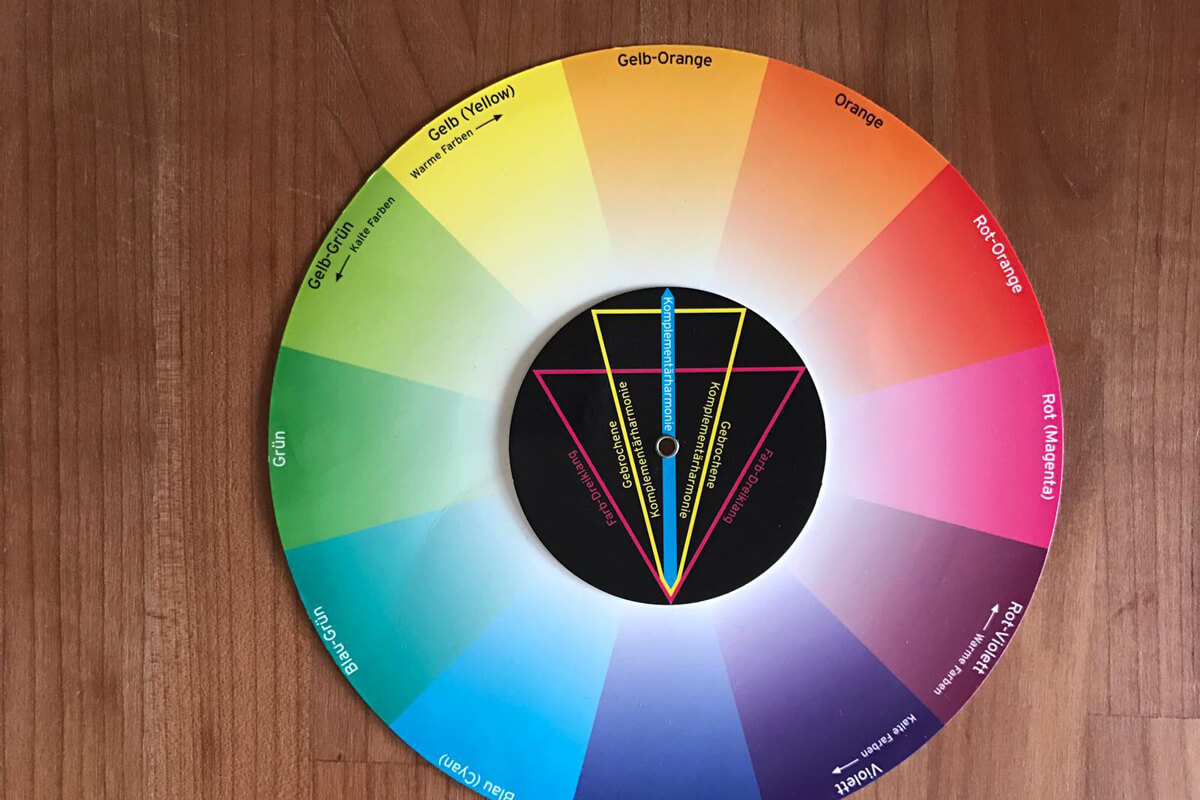 Color Wheel by Global Inspirations Design