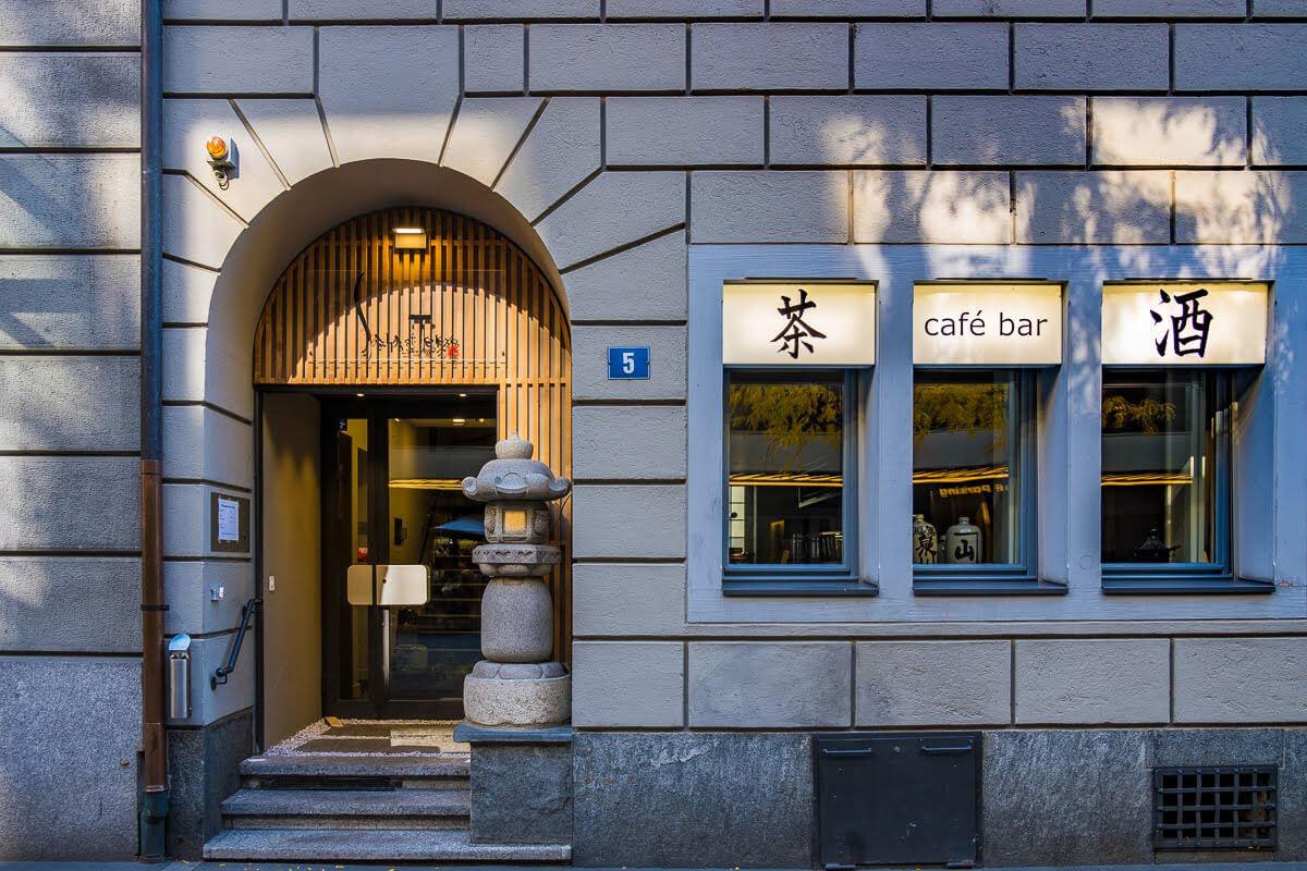 Sala of Tokyo Zurich