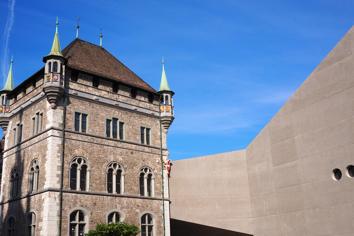Swiss National Museum Zurich
