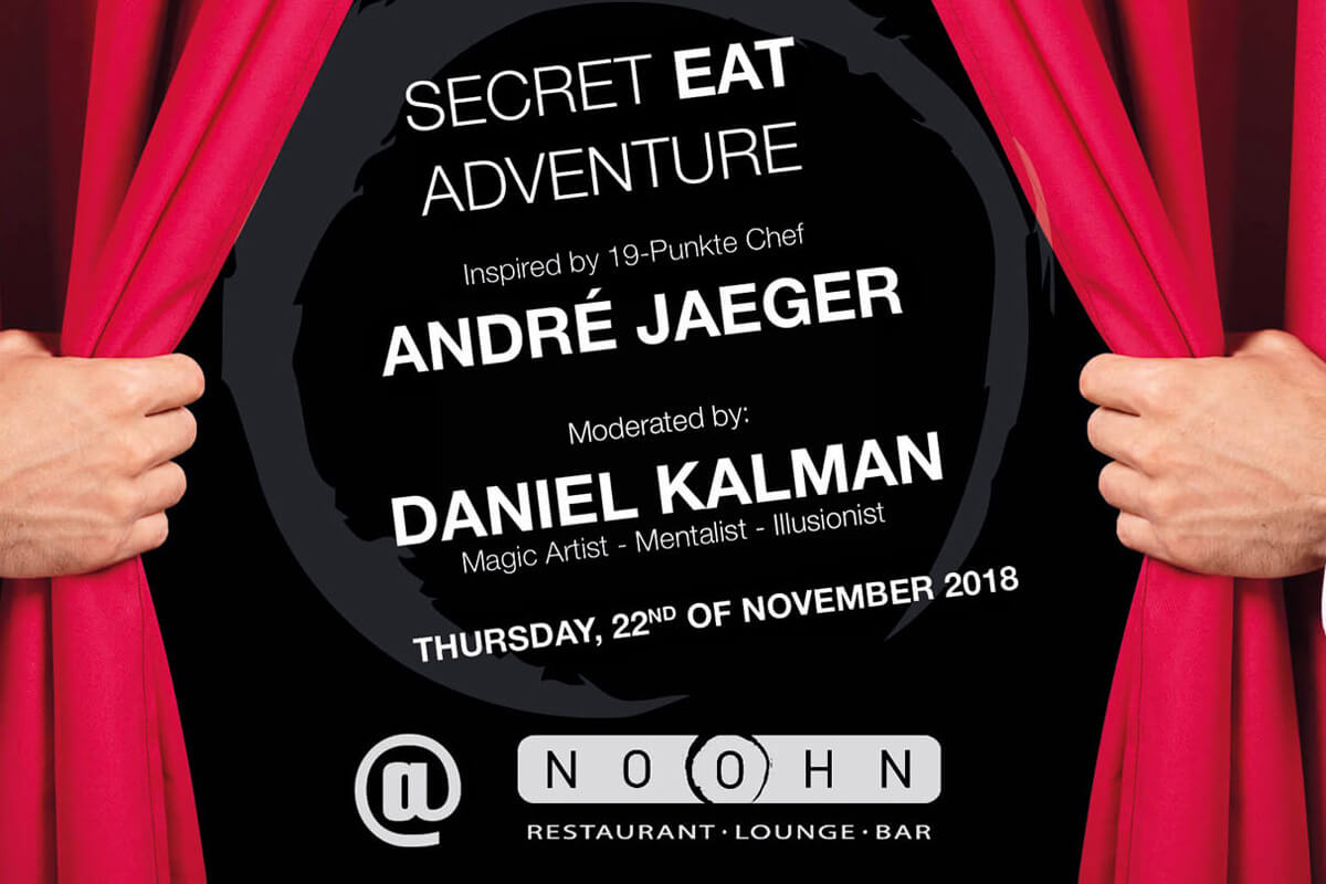 Secret Eat Adventure in Basel