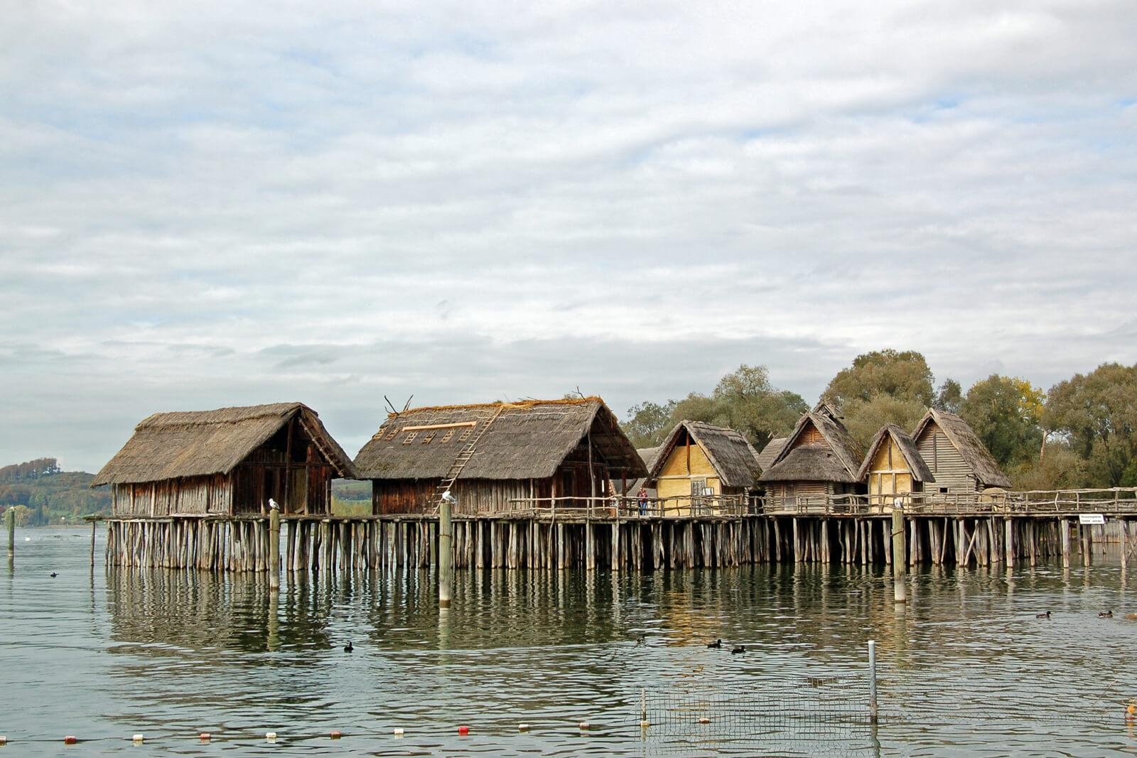 UNESCO Pile Dwellings Lake Constance