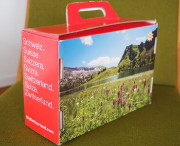 Switzerland Tourism Expat Welcome Package