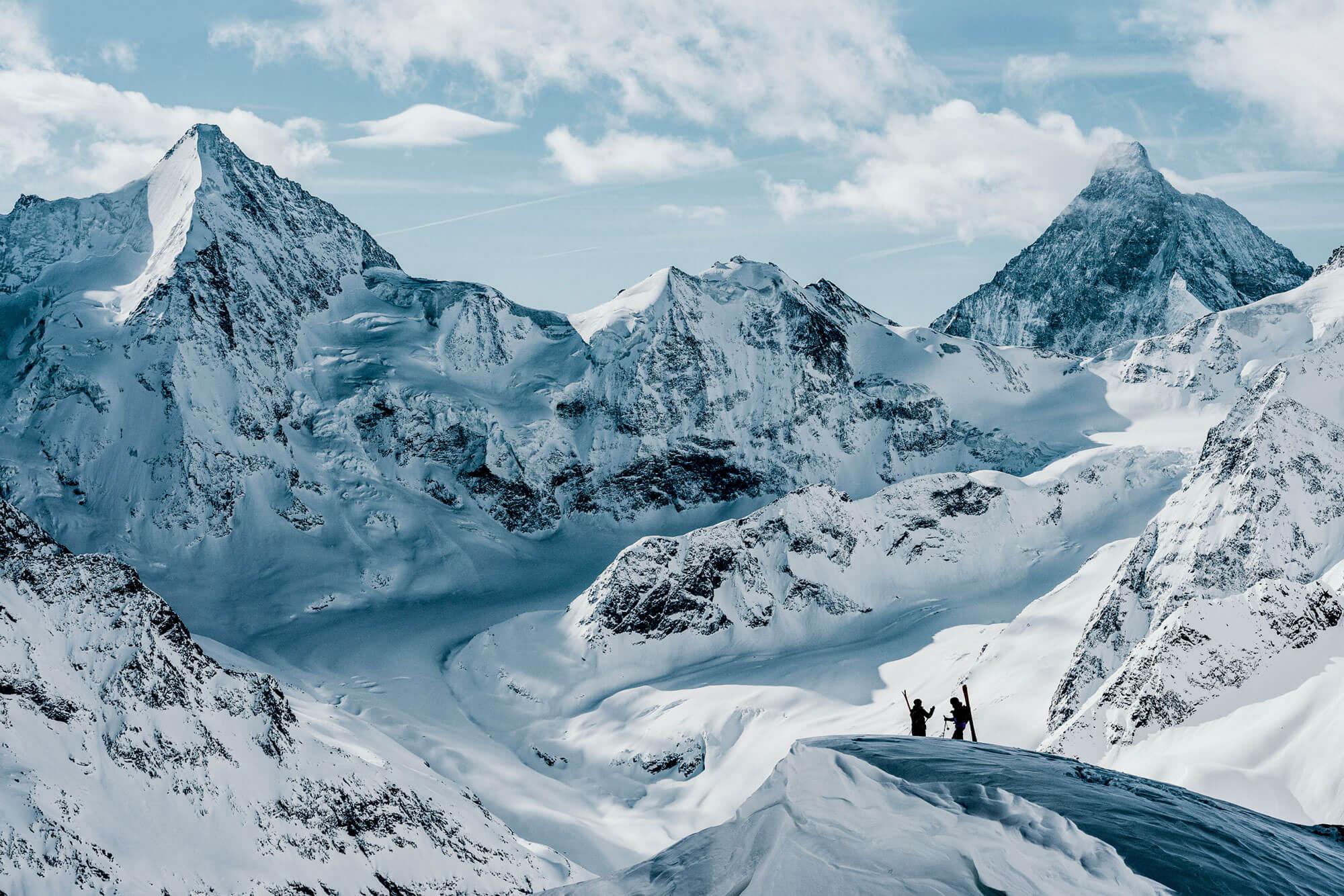 Switzerland Tourism Winter Key Visual