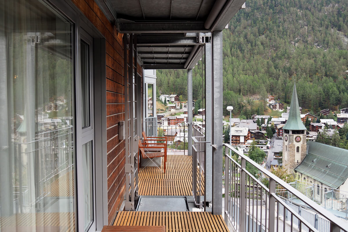 THE OMNIA Design Hotel in Zermatt, Switzerland