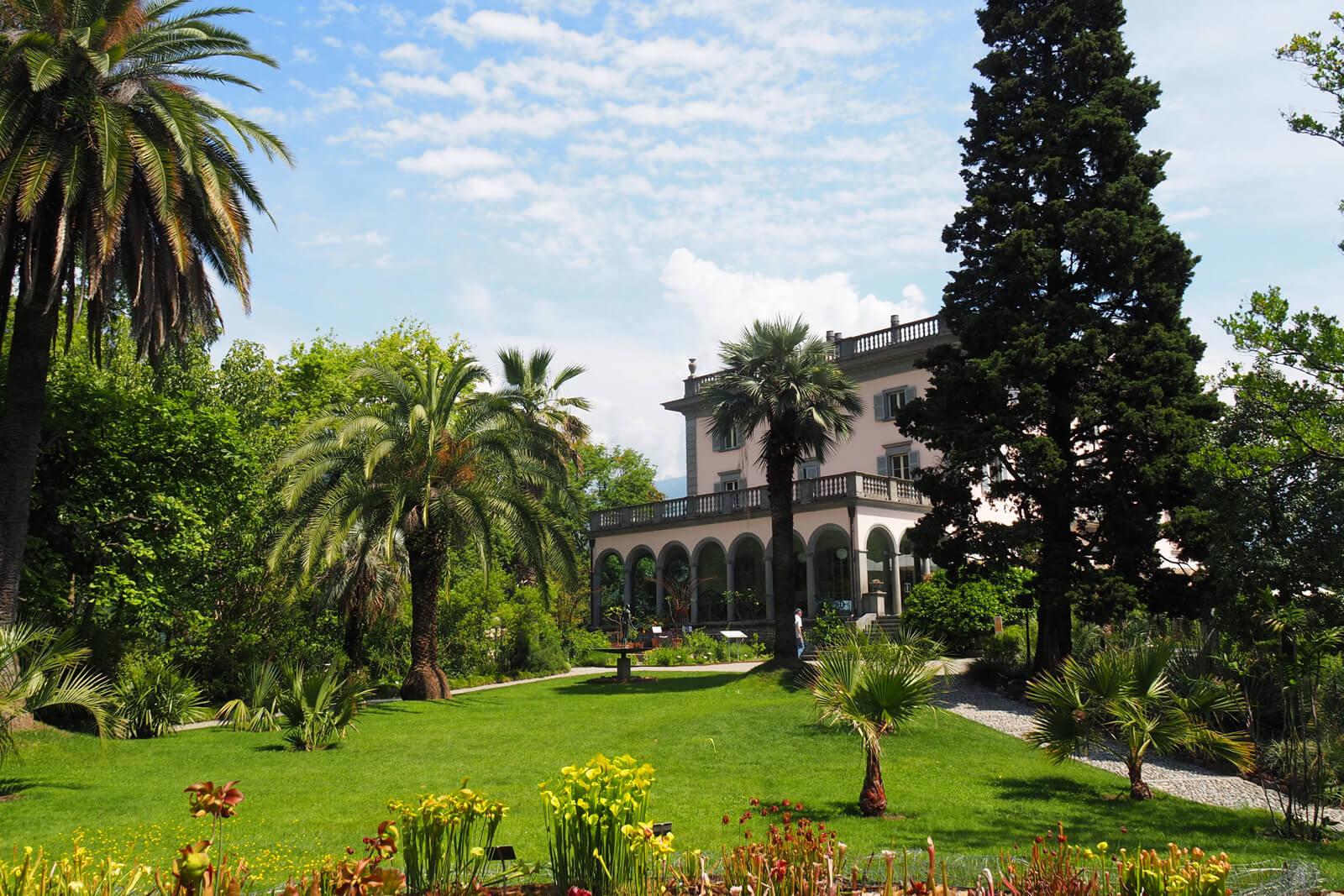 Brissago Islands Mansion