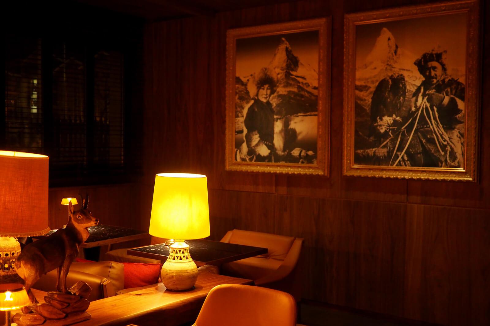 Restaurant La Muña Zermatt