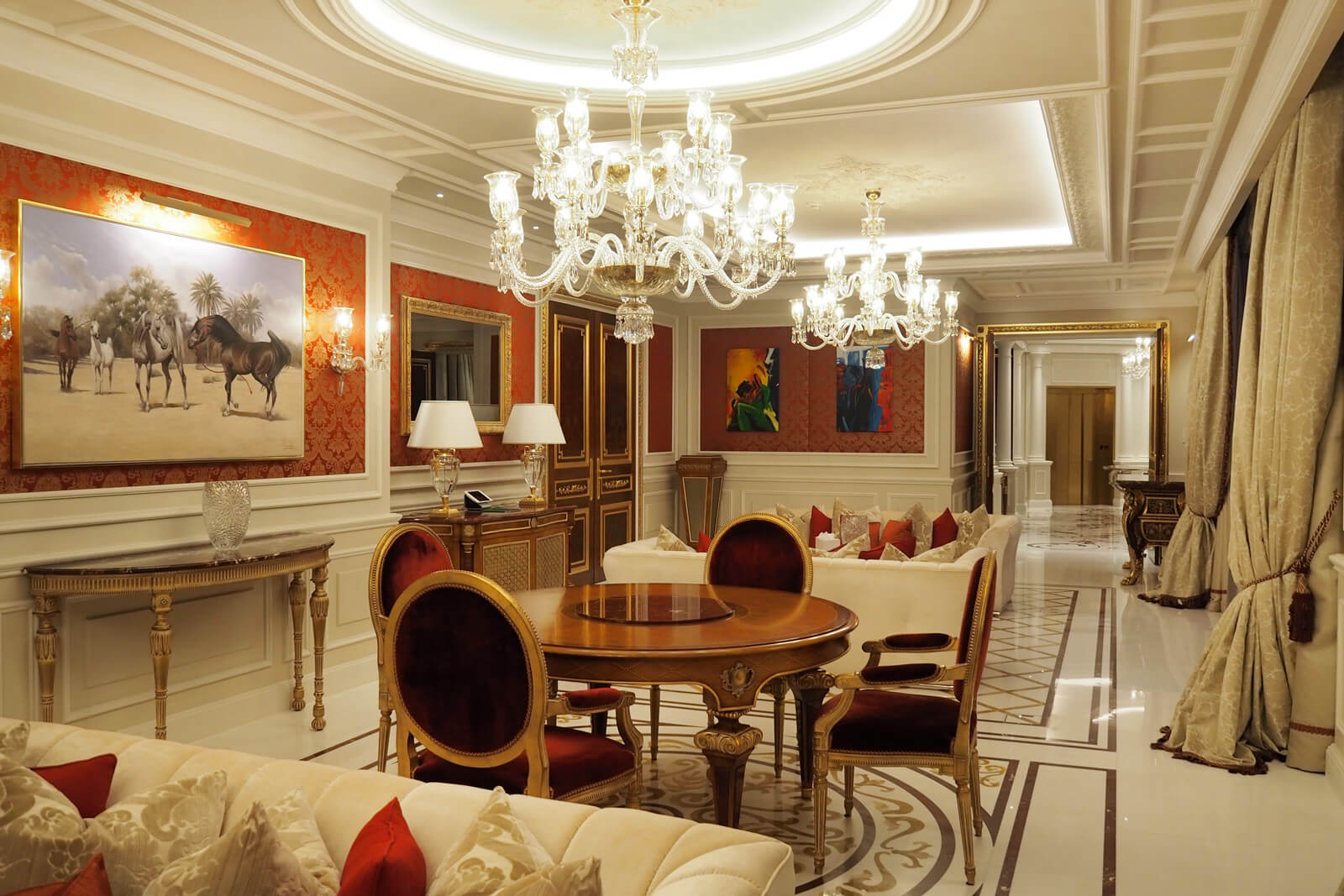 Royal Residence at Hotel Atlantis by Giardino in Zürich, Switzerland