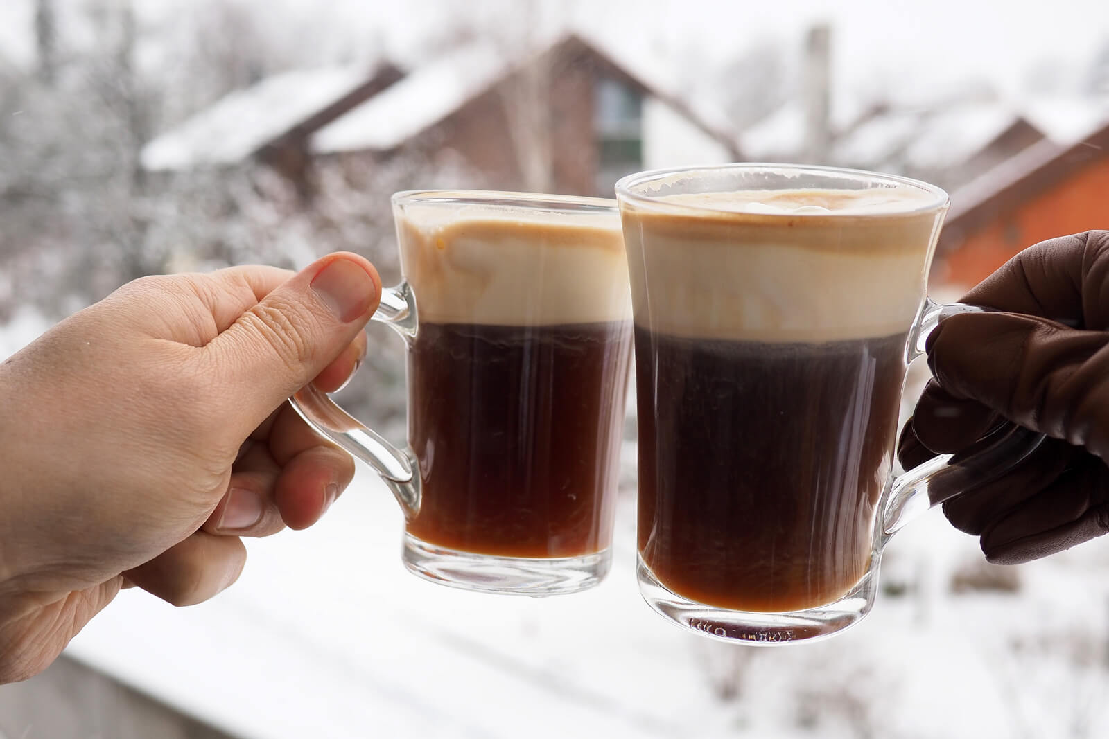 Swiss Winter Drinks - Schümli Pflümli