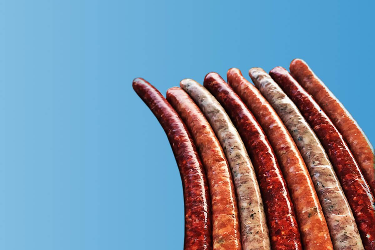 Wiedikerli Sausages - Zürich Delicacy