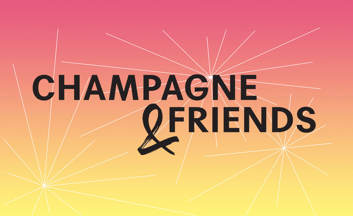 Champagne & Friends in Zürich