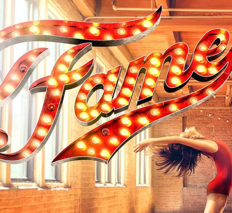 FAME - The Musical Header
