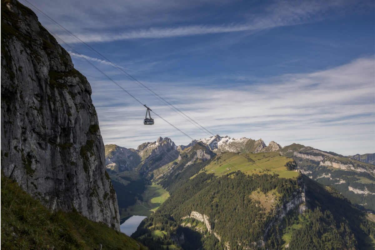 Hoher Kasten Cable Car