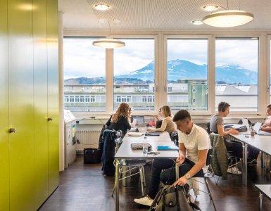 Study in Switzerland like a boss - Hochschule Luzern