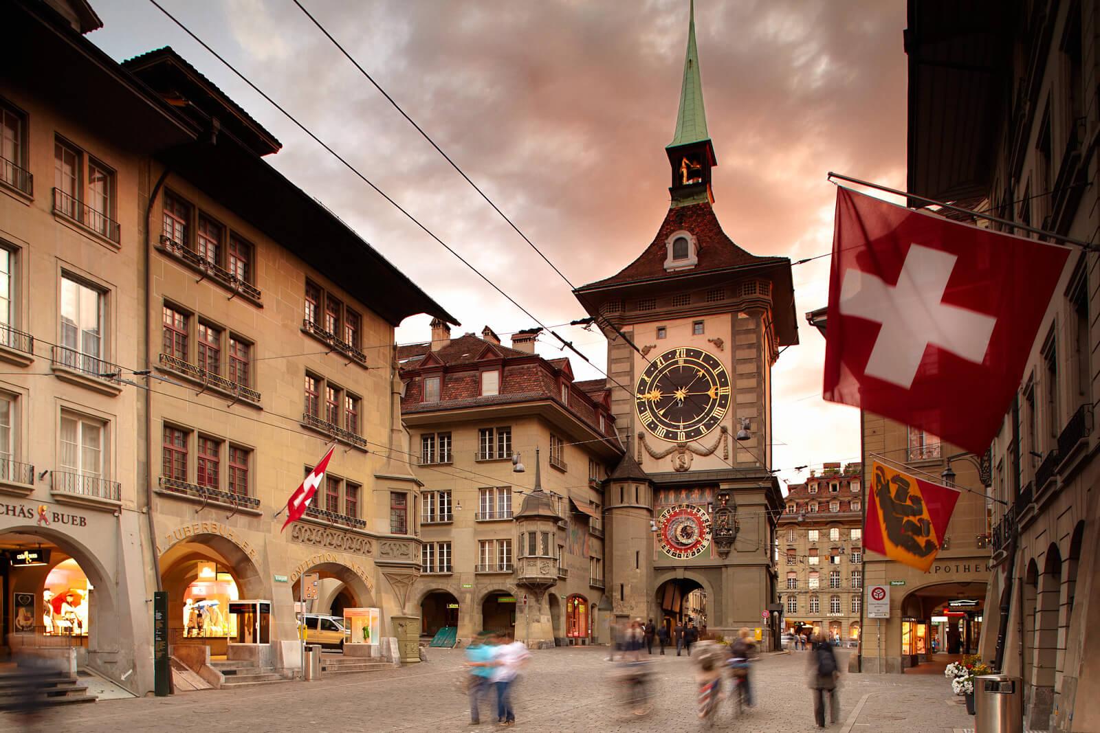 Old City of Bern, Switzerland