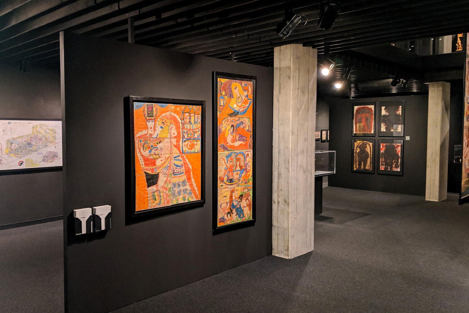 Collection Art Brut in Lausanne